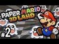 Paper Mario 3d Land 100 Rpg Platformer Adventure Part 1