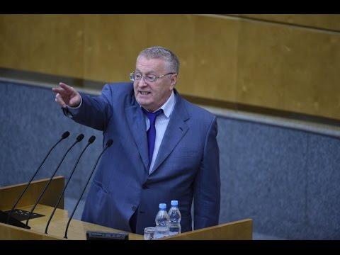 Смотреть Жириновский: Масоны 300 лет нас мучают онлайн