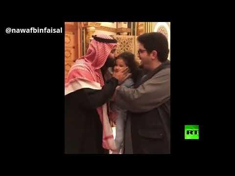 شاهد.. محمد بن سلمان يزور ابن عمه عبد العزيز بن فهد قبل جولته الآسيوية  - نشر قبل 12 دقيقة