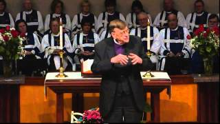 """Bishop John Shelby Spong(9am) - """"From a Tribal God to a Universal Presence: The Story Of The Bible"""""""