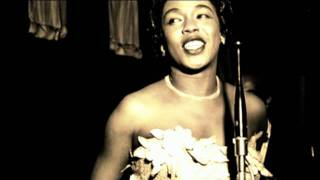Sarah Vaughan ft Ernie Wilkins & His Studio Orchestra - An Occasional Man (Mercury Records 1955)