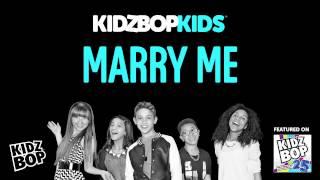 kidz bop kids marry me kidz bop 25