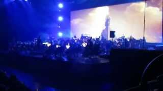 Titanic Rose Theme - Nic Raine & The City Of Prague Philharmonic Orchestra LIVE