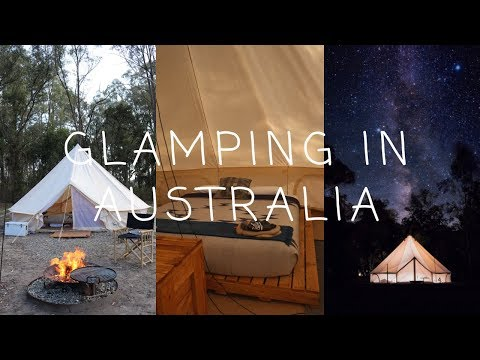 AUSTRALIA'S BEST CAMPING EXPERIENCE (Flash Camp Glamping)