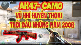 ❤️[AK47 CAMO] Đấm mồm như