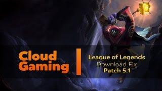 Notes de patch 518 League of Legends