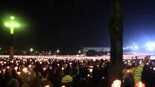 Fátima - 12 de Maio de 2015