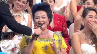 TVB萬千星輝頒獎典禮2015 - 王祖藍讀出網民留言之環節