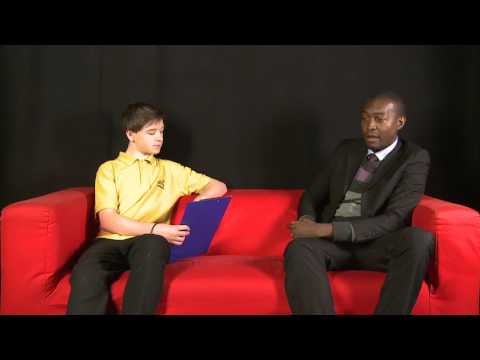 Interview With Mr Muzeya