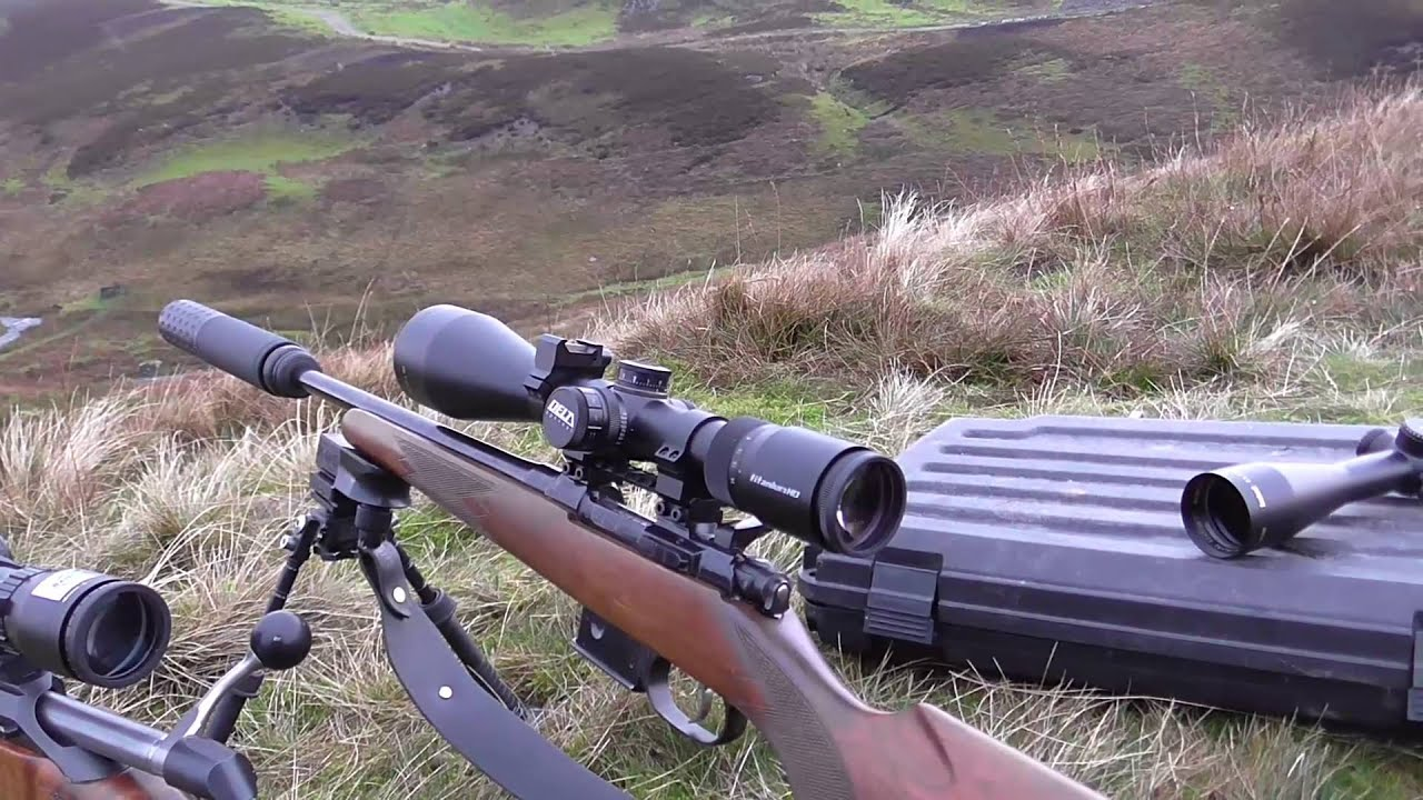Delta optical scopes vs bushnell elite 6500s youtube