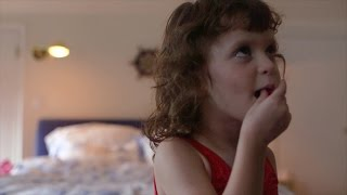 Little Girl Makes Full Recovery After Poisoning from A Necklace