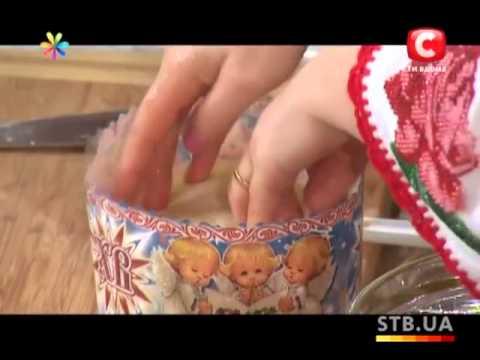 Кулич пасхальный рецепт с видео