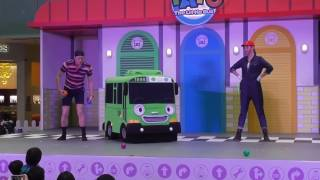 Go! Go! Tayo: Adventure with Tayo The Little Bus Live! at Marina Square, Singapore