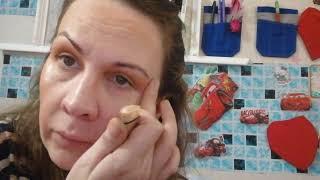 макияж на работу и обнимаю всех девочек Всех