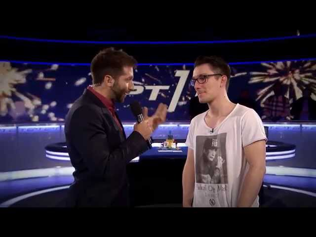 Sebastian Pauli's Tears of Joy: The Bonus Cut Live | PokerStars
