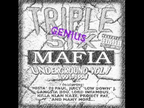 Triple Six Mafia - Where Da Bud At [Chopped & Screwed]