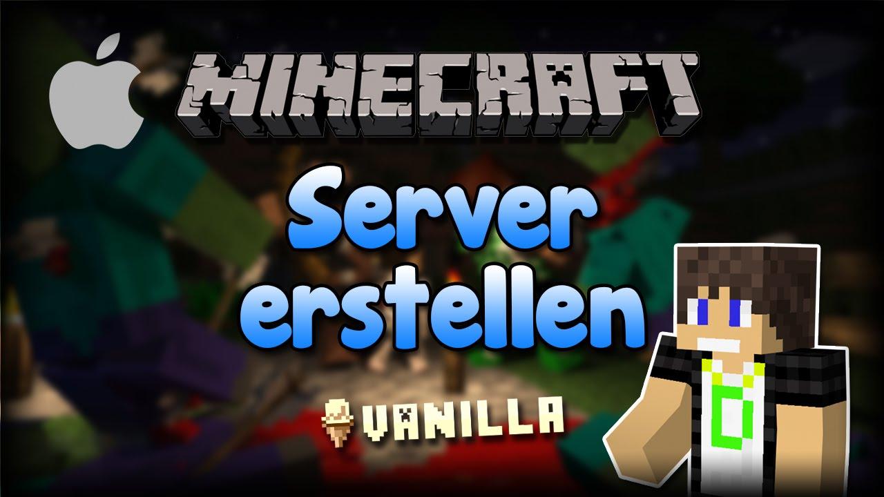 Minecraft Kostenlosen Server Erstellen MAC OS X FULL HD - Minecraft server erstellen mac kostenlos