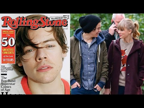 Thumbnail: Harry Styles Breaks His Silence on Taylor Swift Relationship in Rolling Stone Cover Story