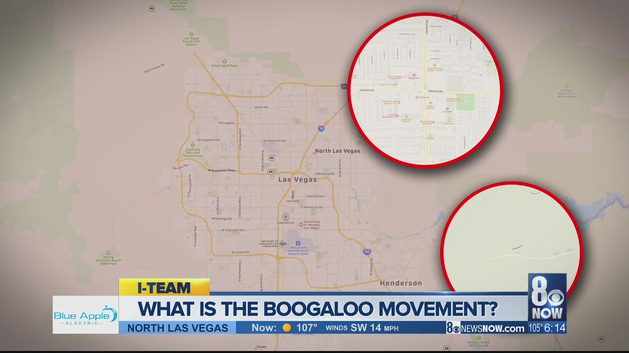 I-Team: What is the Boogaloo Movement?