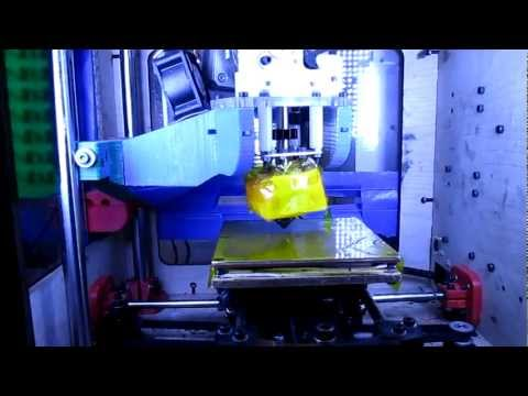 MiZ MizeryBot Z-Rider Thingiverse 7954 MakerBot Cupcake Jetty Accelerated Firmware