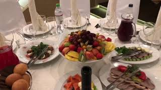 Свадьба в Москве Банкетный зал в ВАО ресторан Янис с Барменшоу ведущим и ДЖ
