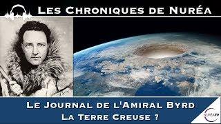 Le Journal Secret de l'Amiral Byrd - La Terre Creuse ?