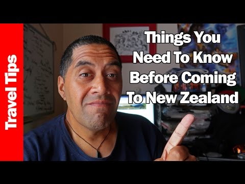 THINGS YOU NEED TO KNOW BEFORE COMING TO NEW ZEALAND! | My Tips & Thoughts