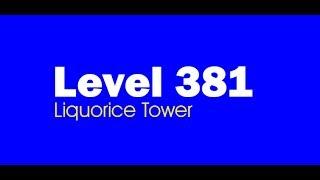 Candy Crush Saga level 381 Help,Tips,Tricks and Cheats