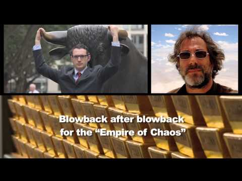 "Pepe ESCOBAR - Blowback after blowback for the ""Empire of Chaos"""