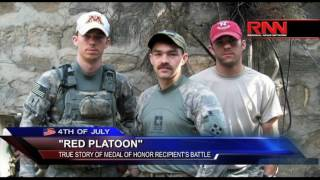 'Red Platoon' - the True Story of Medal of Honor Recipient Clinton Romesha's Battle