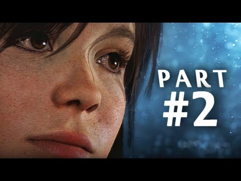 Beyond Two Souls Gameplay Walkthrough Part 2 - Party