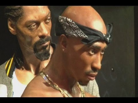 Tupac, Snoop Dogg, Notorious B.I.G. and P Diddy waxworks unveiled at Madame Tussauds