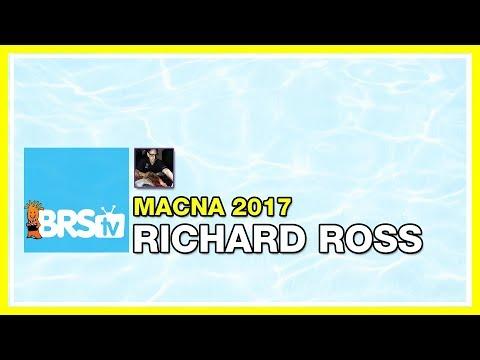 Richard Ross: The Right Kind Of Lazy | MACNA 2017