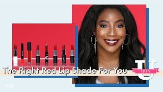 How To Find The Right Red Lip Shade For You | ipsy U
