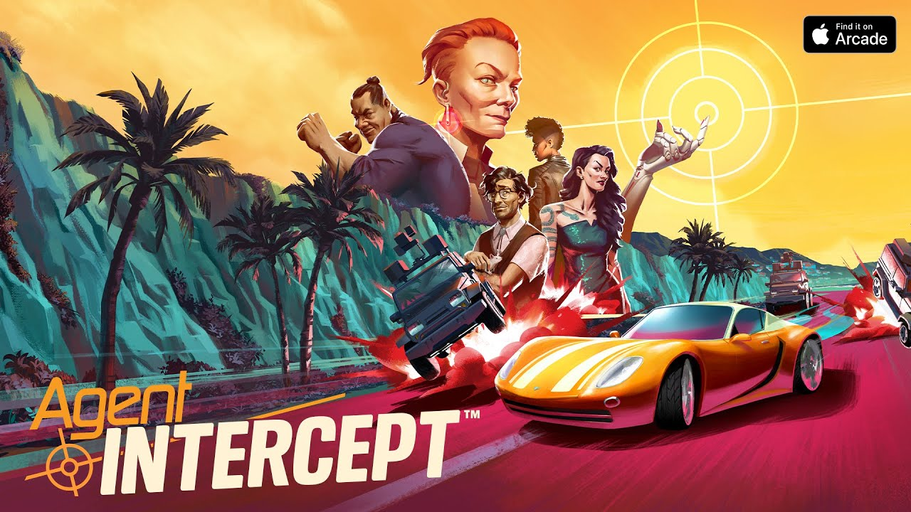 Agent Intercept launch trailer - Play it on Apple Arcade! - YouTube