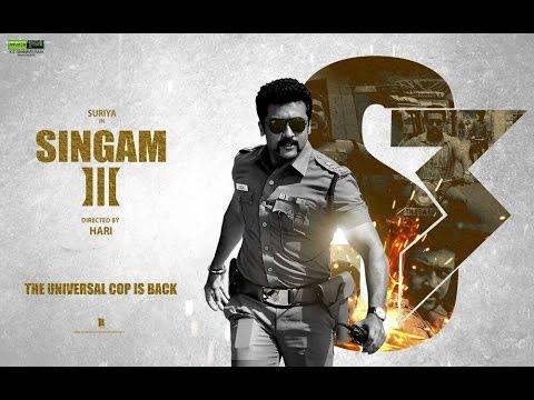 Singam 3 release date announced