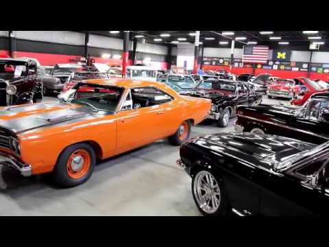 1955 Chevy Bel Air Classic Muscle Car For Sale In Mi Vanguard Motor Sales Youtube