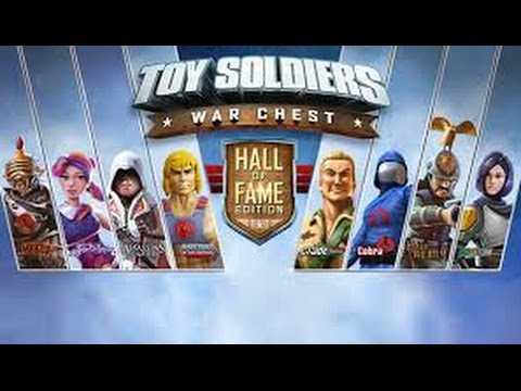 Toy Soldiers War Chest Invasion de Asesinos