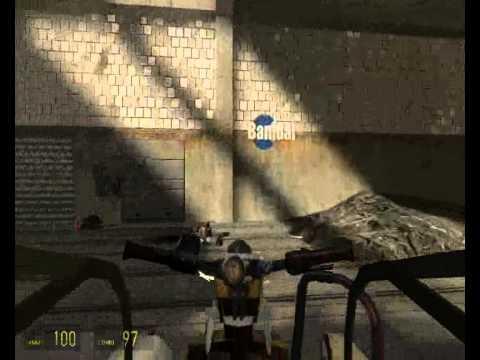 Half-life 2 - The Citizen (Part 2) - Walkthrough