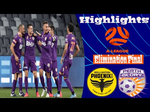 Wellington Phoenix Perth Goals And Highlights