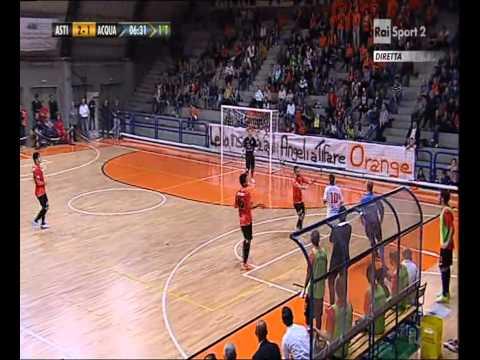 Calcio A 5 - Serie A 2014/15 - 3a Giornata - Asti Vs Acqua&Sapone