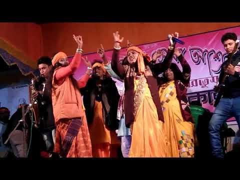 Jasoda Sarkar Baul Live !! At Joydeb Kenduli Birbhum.