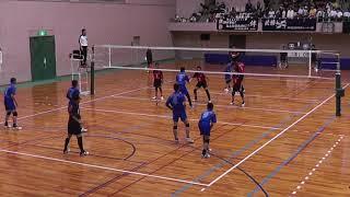 樫原vs伏見 京都市中学校春季総合体育大会 準決勝
