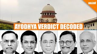 Ayodhya verdict: Mint editors decode the implications of SC judgment