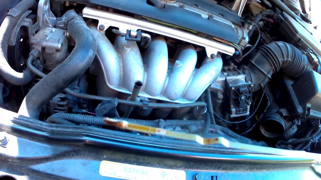 Volvo V70 Temp Sensor Fail - YouTube