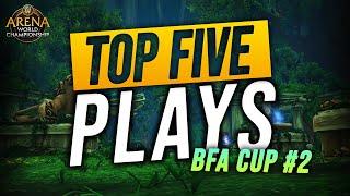 AWC Top Five Plays | BFA Cup #2