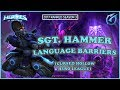 Grubby | Heroes of the Storm - Sgt. Hammer - Language Barriers - HL 2017 S3 - Cursed Hollow