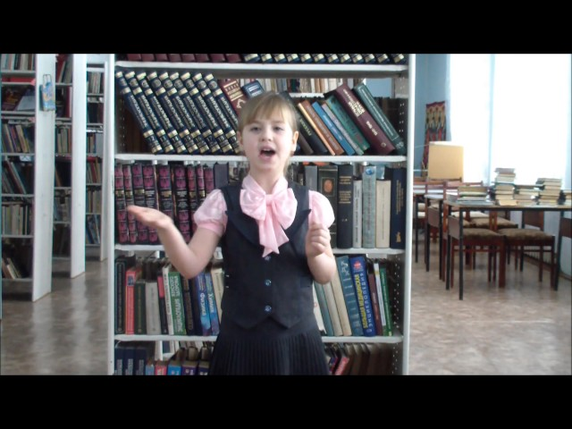 Изображение предпросмотра прочтения – ВалерияШапаренко читает отрывок изпроизведения «Руслан и Людмила» А.С.Пушкина