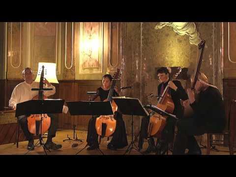 Marin Marais  Suite à 2 violes aus Premier Livre  in G - Dur   2/2