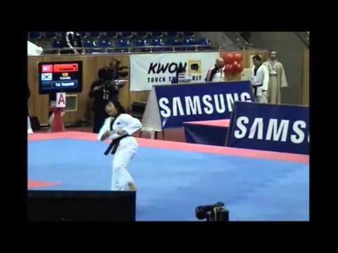 Master Yu-Jin KANG - WTTU HQ - World Best Medal list of Taekwondo Poosae department